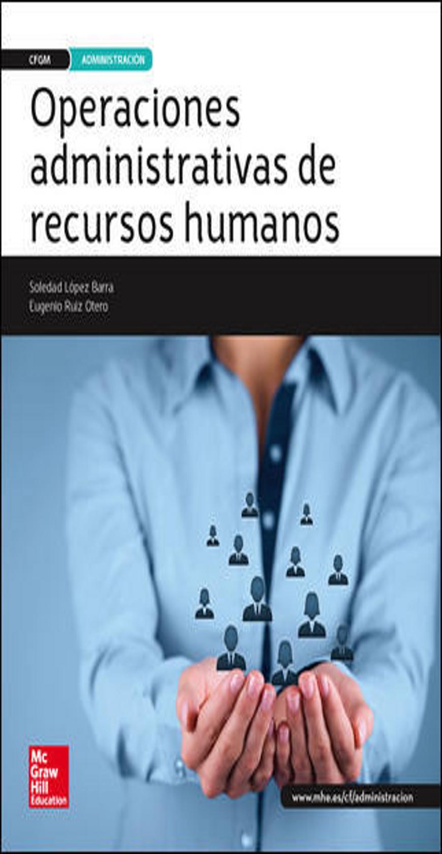 OPERACIONES ADMINISTRATIVAS DE RECURSOS HUMANOS SB - Ed 2015