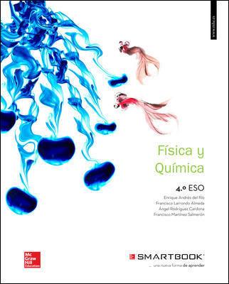 FISICA Y QUIMICA 4º ESO + SMARTBOOK