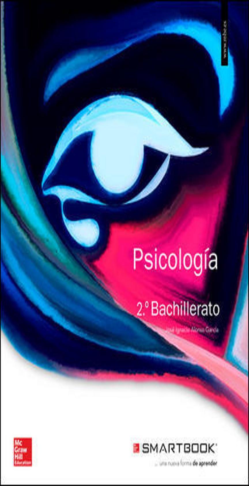 PSICOLOGIA 2 Bach - Libro