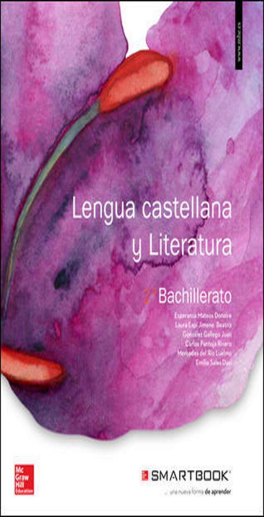 LENGUA CASTELLANA Y LITERATURA 2 BACH