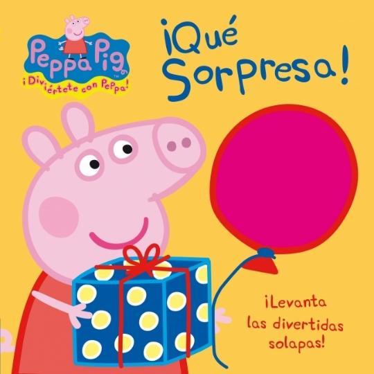 ¡QUÉ SORPRESA! - Peppa Pig