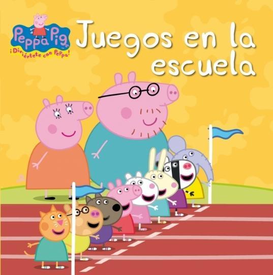 JUEGOS EN LA ESCUELA - Peppa Pig