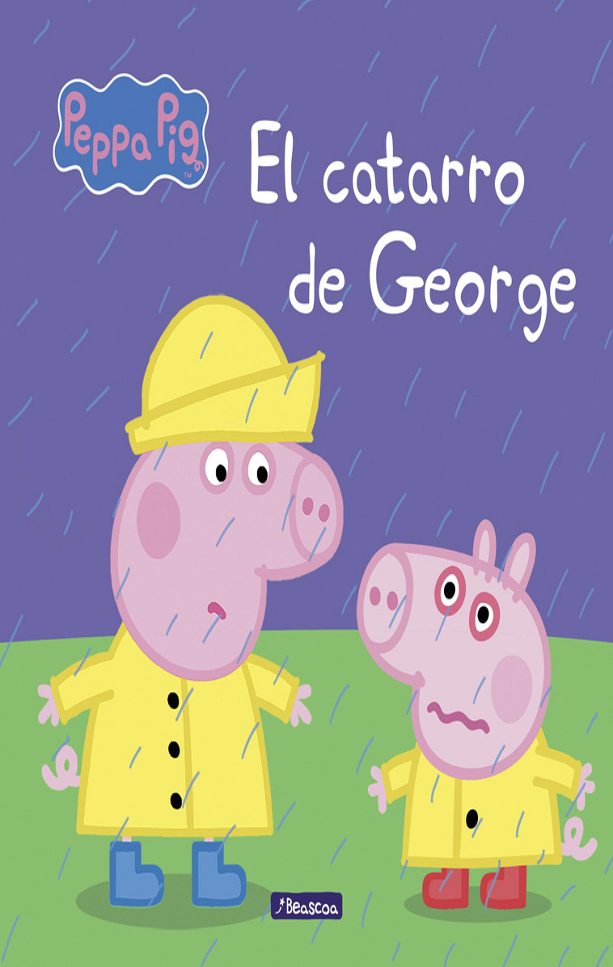 EL CATARRO DE GEORGE - Peppa Pig
