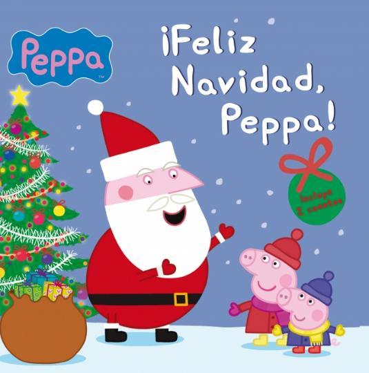 FELIZ NAVIDAD, PEPPA! - Peppa Pig