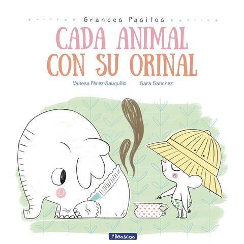 CADA ANIMAL CON SU ORINAL