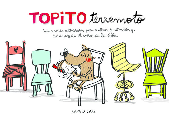 TOPITO TERREMOTO - Cuaderno de Actividades