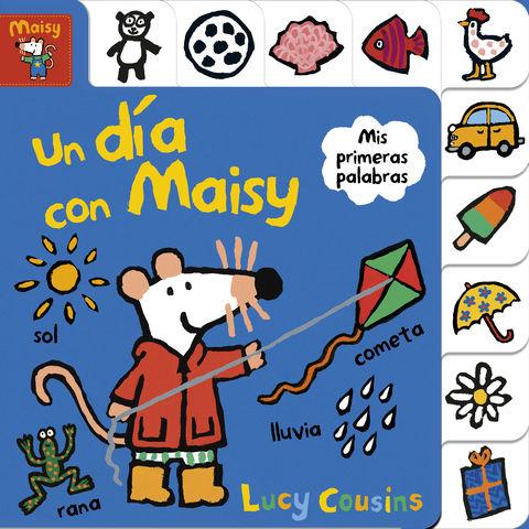 MAISY. UN DIA CON MAISY
