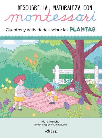 PLANTAS.DESCUBRE NATURALEZA MONTESSORI