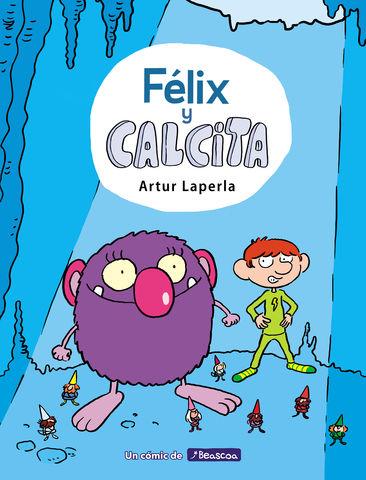 FELIX Y CALCITA 1