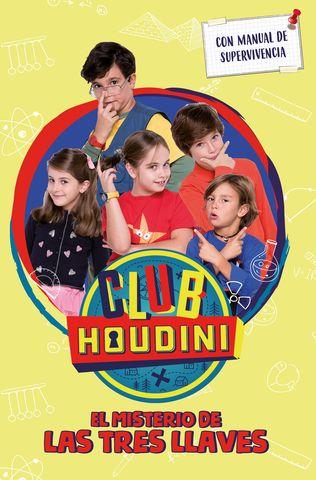 CLUB HOUDIN nº2 el miterio de la tres llaves