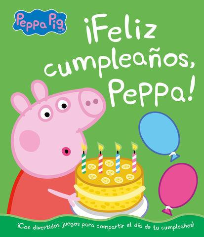 PEPPA PIG ! feliz cumpleaños peppa?