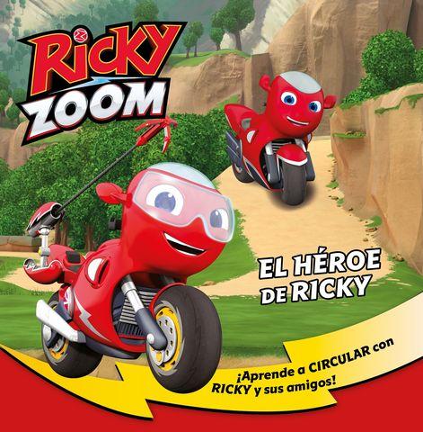 RICKY ZOOM el heroe de ricky