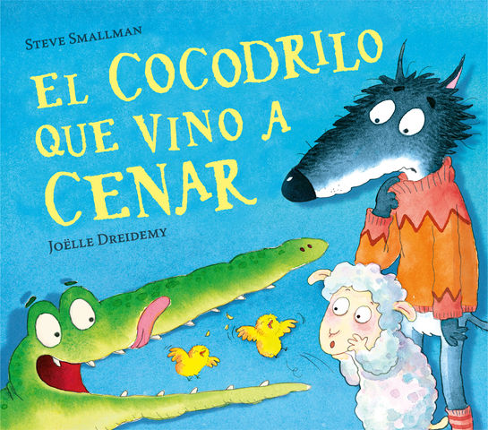CROCODILE WHO CAME TO DINNER (CAST) , THE