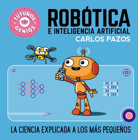 FUTUROS GENIOS nº 5 e inteligencia artificial