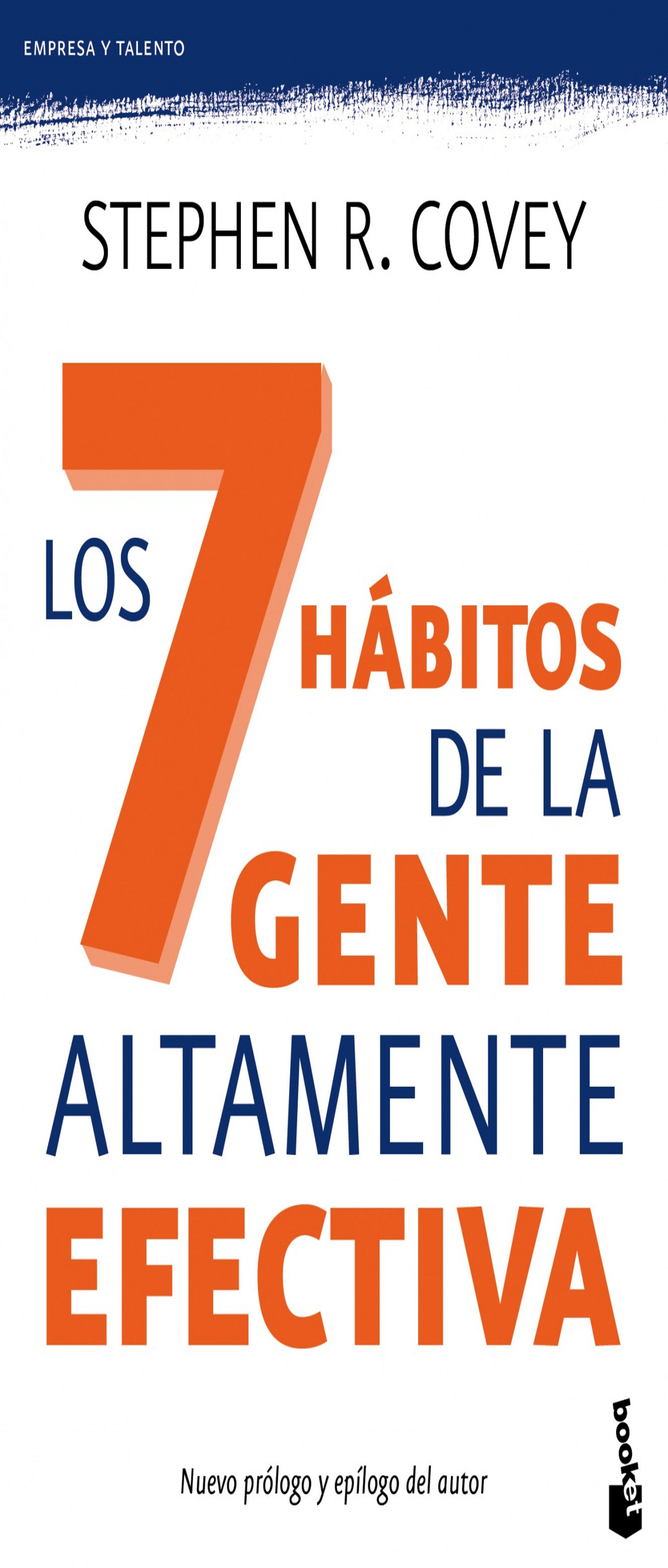 7 HABITOS DE LA GENTE ALTAMENTE EFECTIVA, LOS