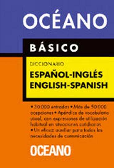 DICC Océano BÁSICO Ing - Esp / Esp - Ing