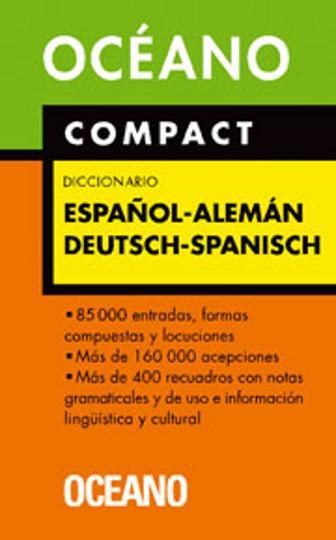 DICC Oceáno COMPACT Ale - Esp / Esp - Ale