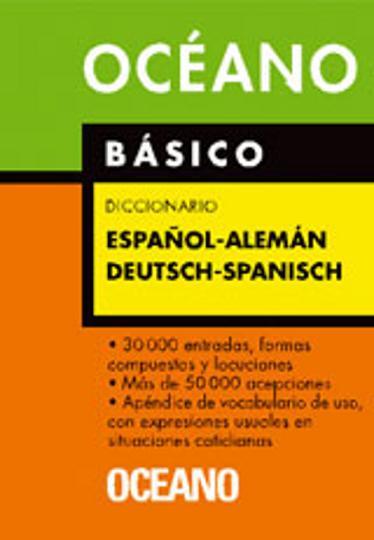 DICC Océano BÁSICO Ale - Esp / Esp - Ale