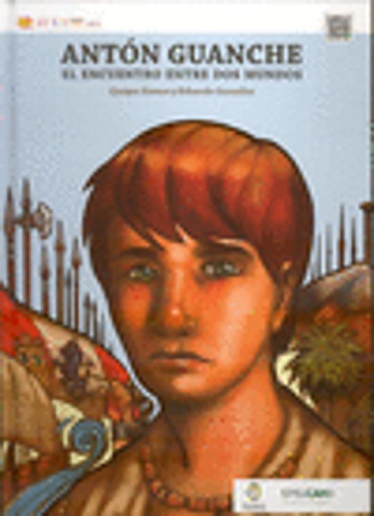 ANTON GUANCHE Alemán - Comics Canarios