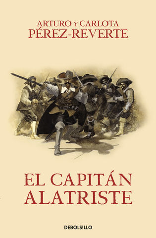 CAPITÁN ALATRISTE , EL - Debolsillo  nº1