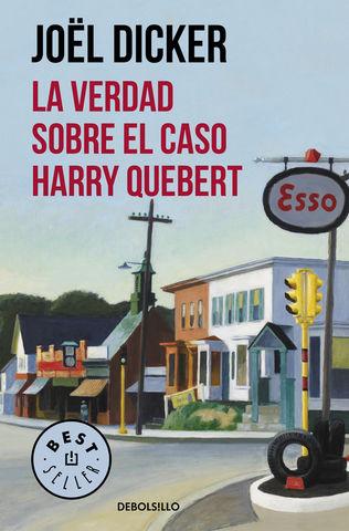 VERDAD SOBRE EL CASO HARRY QUEBERT, LA   1149/2