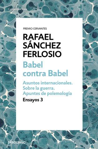 BABEL CONTRA BABEL ENSAYOS 3