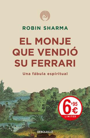 MONJE QUE VENDIÓ SU FERRARI, EL