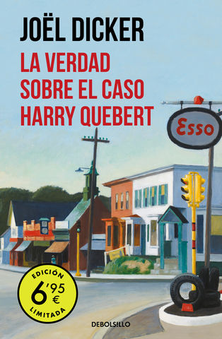 VERDAD SOBRE EL CASO HARRY QUEBERT