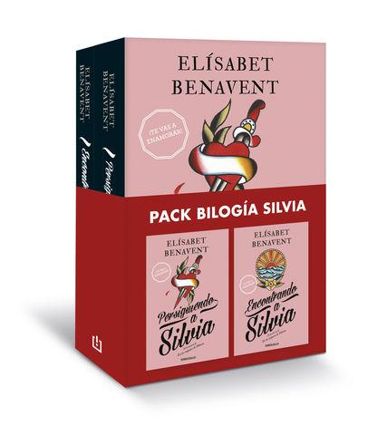 PACK BILOGÍA SILVIA (CONTIENE: PERSIGUIENDO A SILVIA \ ENCONTRANDO A S