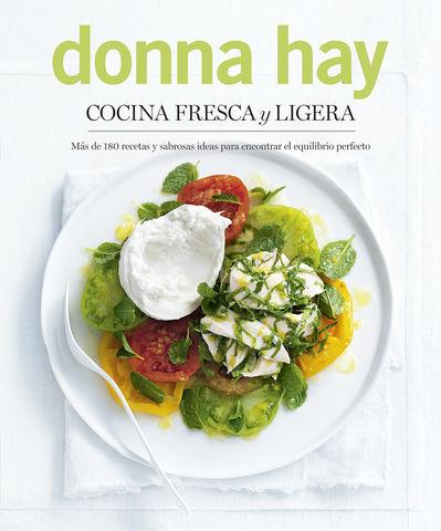 COCINA FRESCA Y LIGERA  Más de 180 recetas