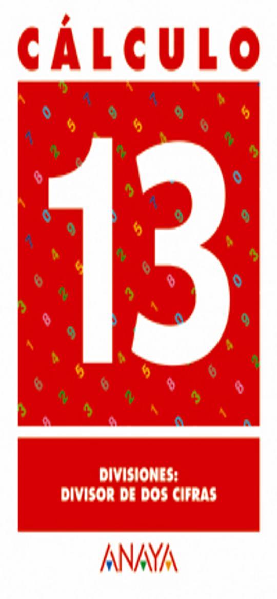 CUAD DIVISIONES Nº 13