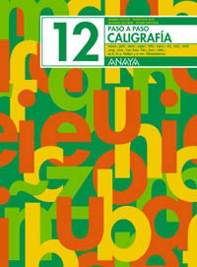 CUAD CALIGRAFÍA 12