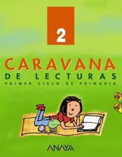 CARAVANA DE LECTURAS 2º PRIMARIA