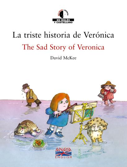 TRISTE HISTORIA DE VERÓNICA, LA -  SAD STORY OF VERONICA, THE + CD