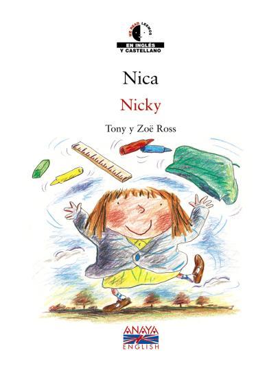 NICA - NICKY + CD