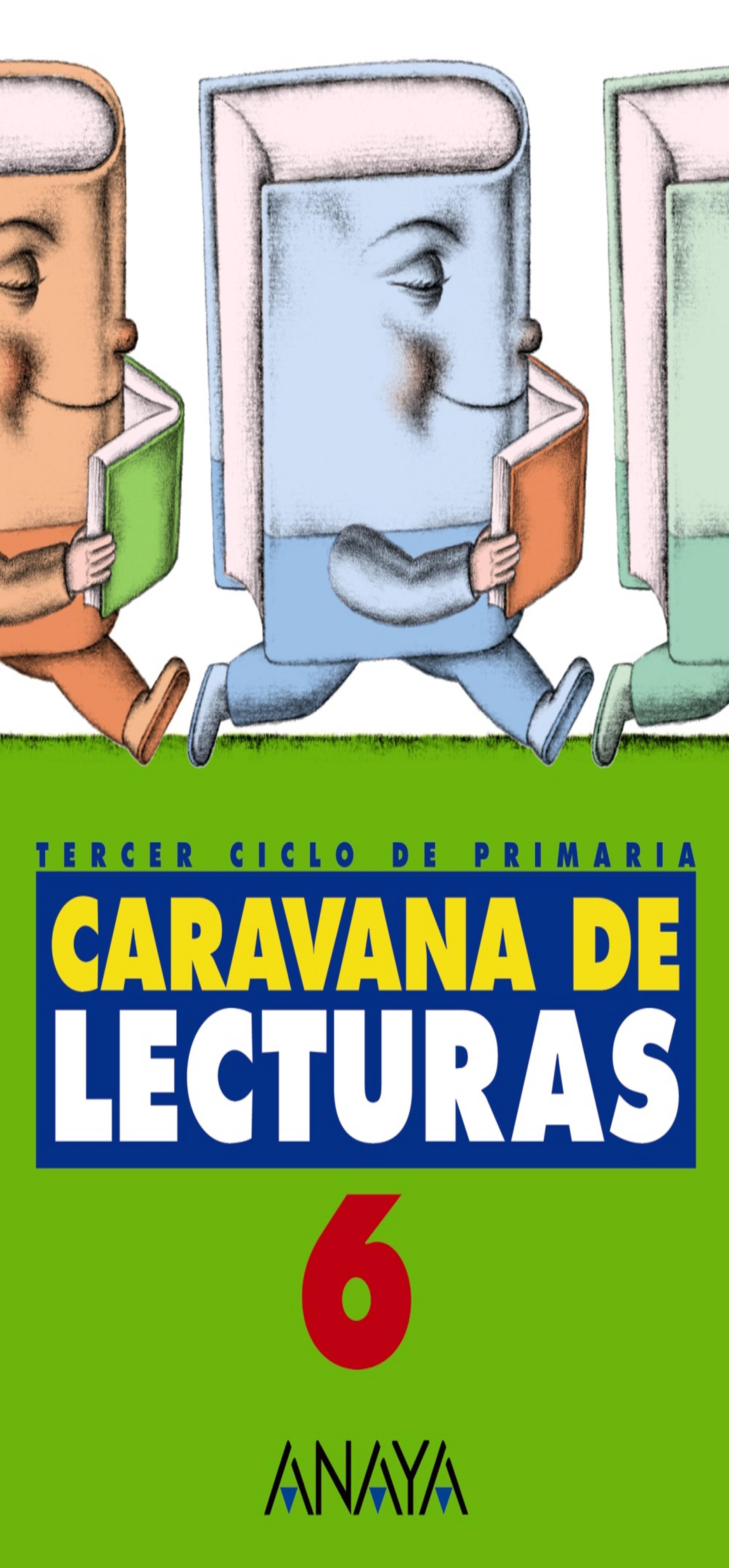 CARAVANA DE LECTURAS 6