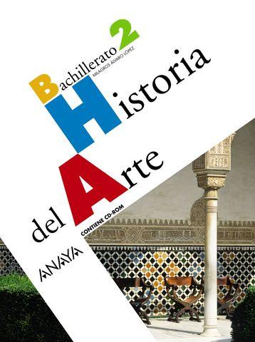 HISTORIA DEL ARTE 2 BACHILLERATO