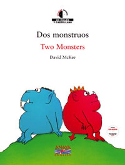 DOS MONSTRUOS - TWO MONSTERS + CD