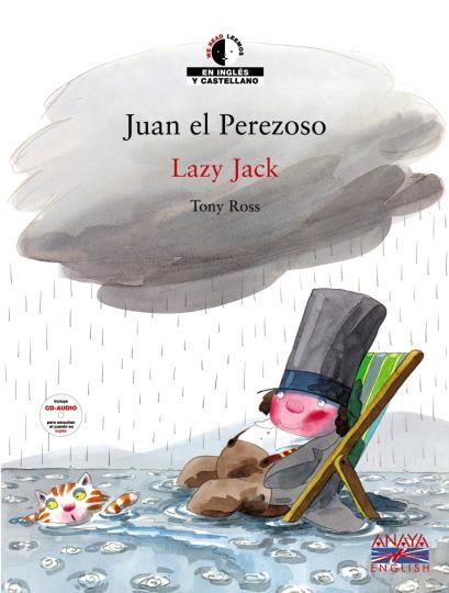 JUAN EL PEREZOSO - LAZY JACK + CD