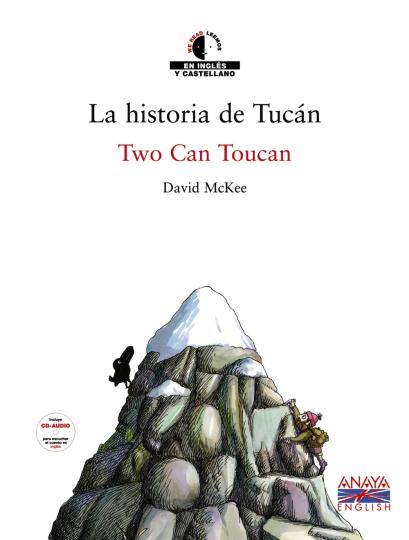 HISTORIA DE TUCAN, LA -  TWO CAN TOUCAN + CD