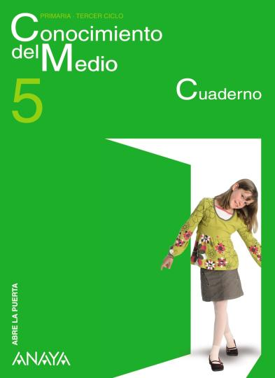 CONOCIMIENTO DEL MEDIO 5º PRIM  Cuaderno Actividades - Canarias