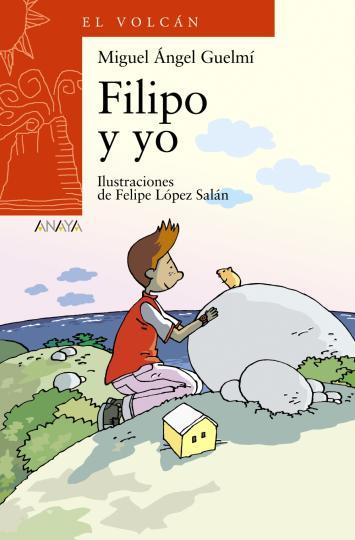 FILIPO  Y YO - 36 El Volcán - 9 años