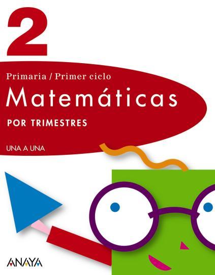 MATEMATICAS 2º PRIM - Una a Una