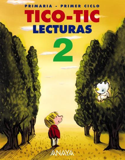 TICO TICO 2º PRIM Lecturas