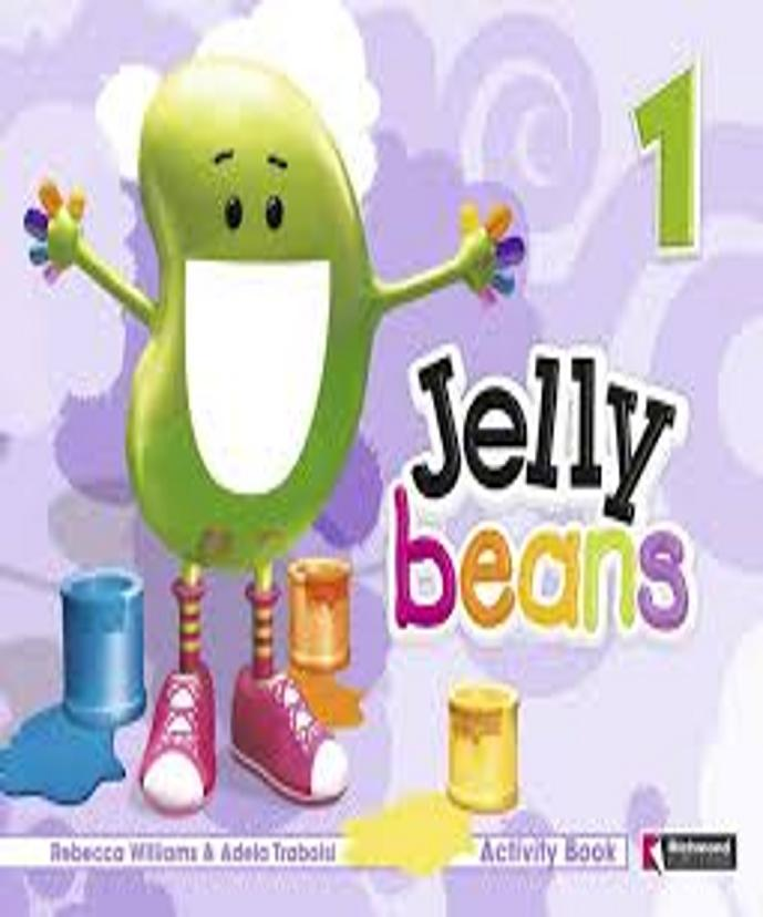 JELLY BEANS 1 WB- 3 AÑOS