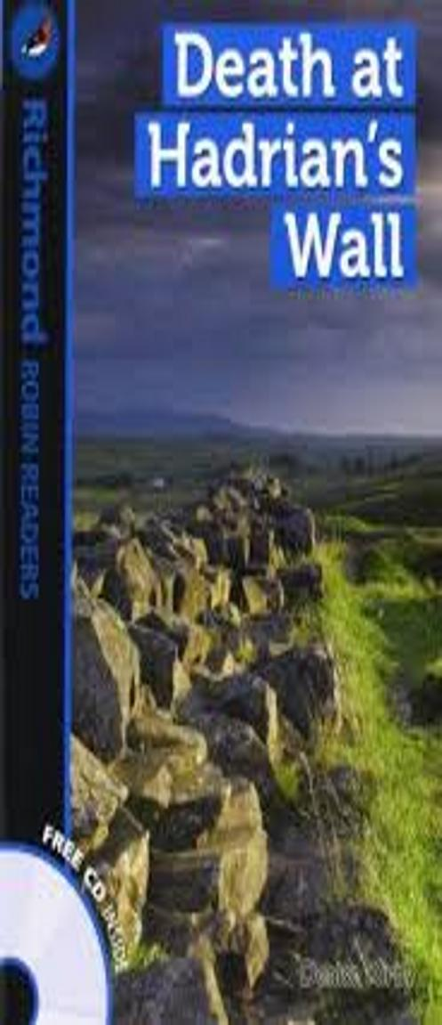 DEATH AT HADRIAN´S WALL + CD - Richmond Robin Readers 2