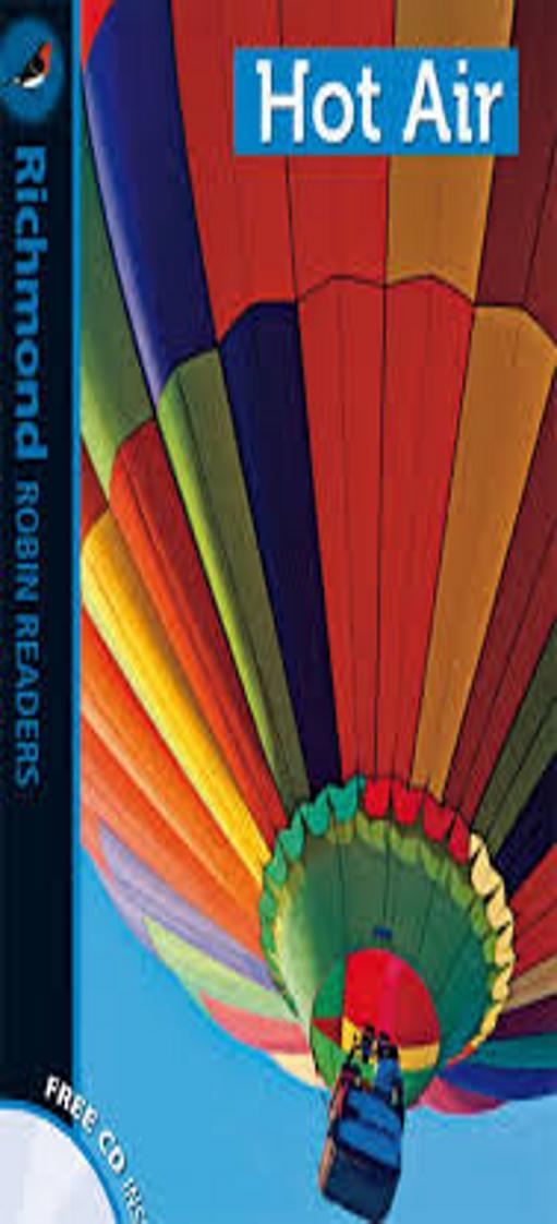 HOT AIR + CD - Richmond Robin Readers 2