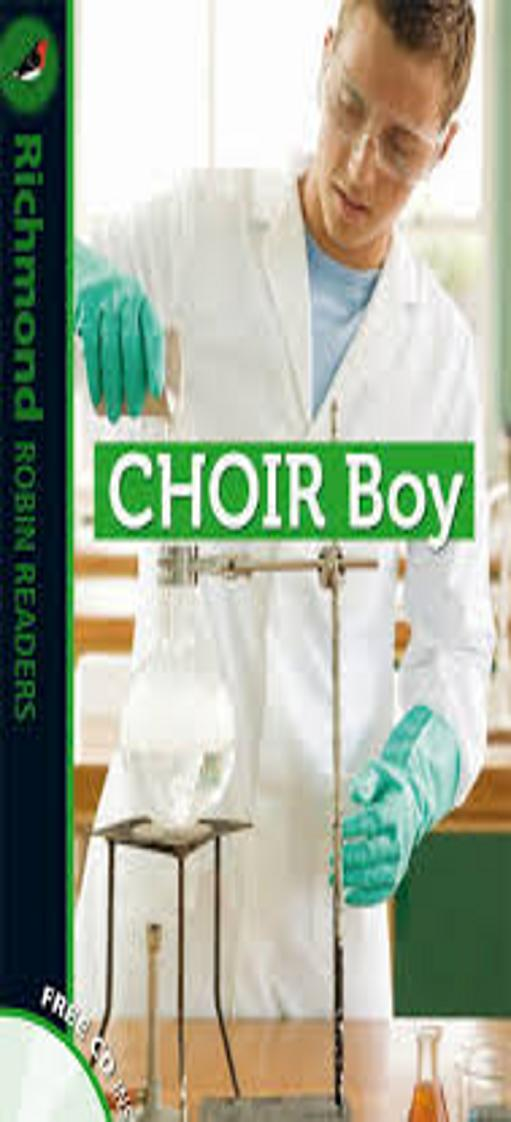 CHOIR BOY + CD - Richmond Robin Readers 3