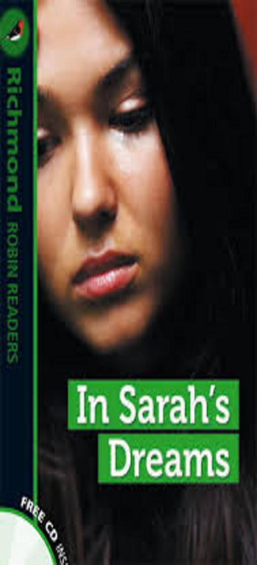 IN SARAH´S DREAMS + CD - Richmond Robin Readers 3