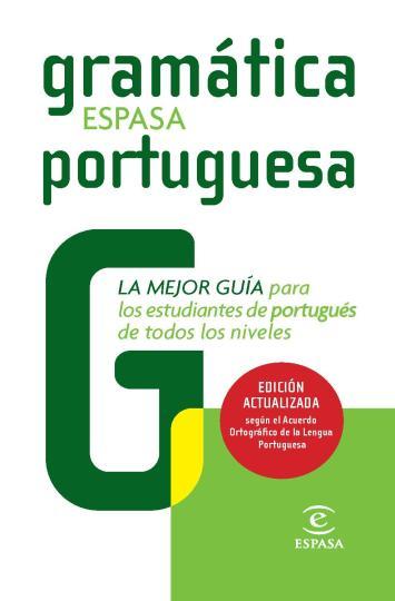 GRAMATICA PORTUGUESA ESPASA Ed 2012
